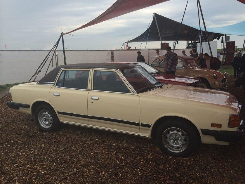 1981 Mazda 929 profiel