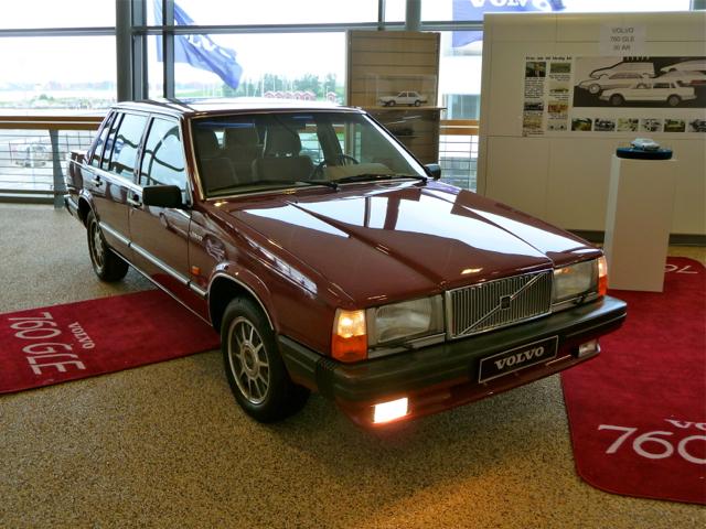 1982-1990 Volvo 760 GLE