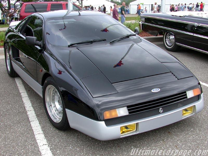 1982 AC Ghia