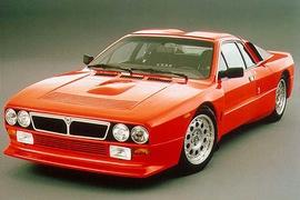 1982 Lancia Rally