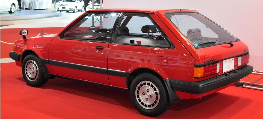 1982 Mazda 323 Familia 502