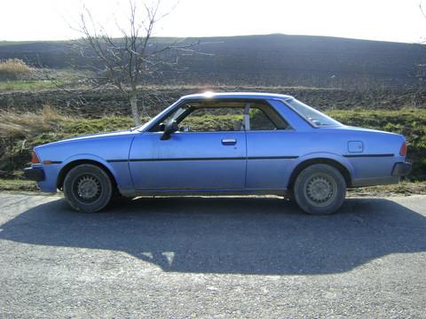 1982 Mazda 626 Motrose coupé
