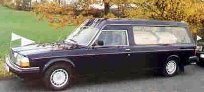 1982 Volvo 245 1