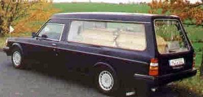 1982 Volvo 245  2