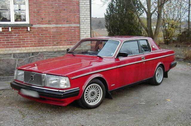 1982 Volvo 262 3