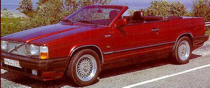 1982 Volvo 760 2