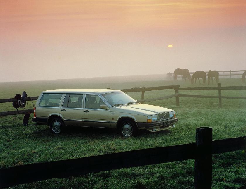 1982 Volvo 760 4