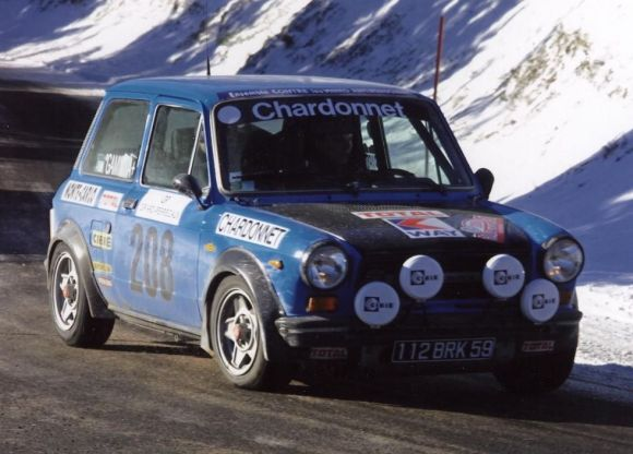1983 Abarth 500 Formula 2000 Racer