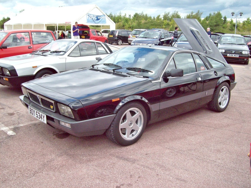 1983 Lancia Montecarlo Engine 1995cc S4 BOY