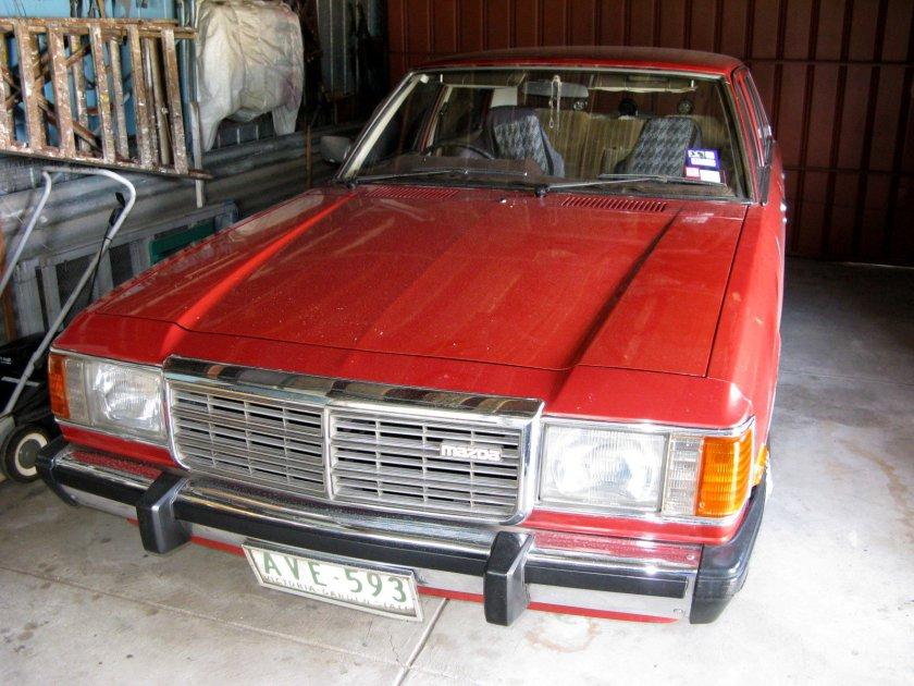 1983 Mazda 929L
