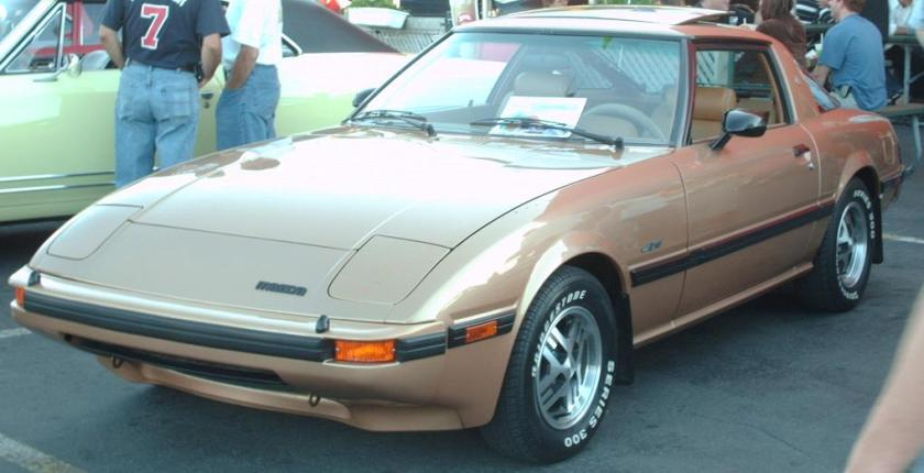 1983 Mazda RX-7 (Series 2)