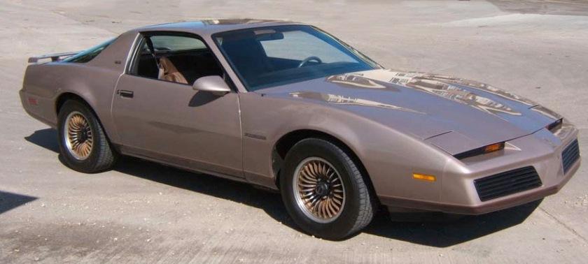 1983 Pontiac firebird modified