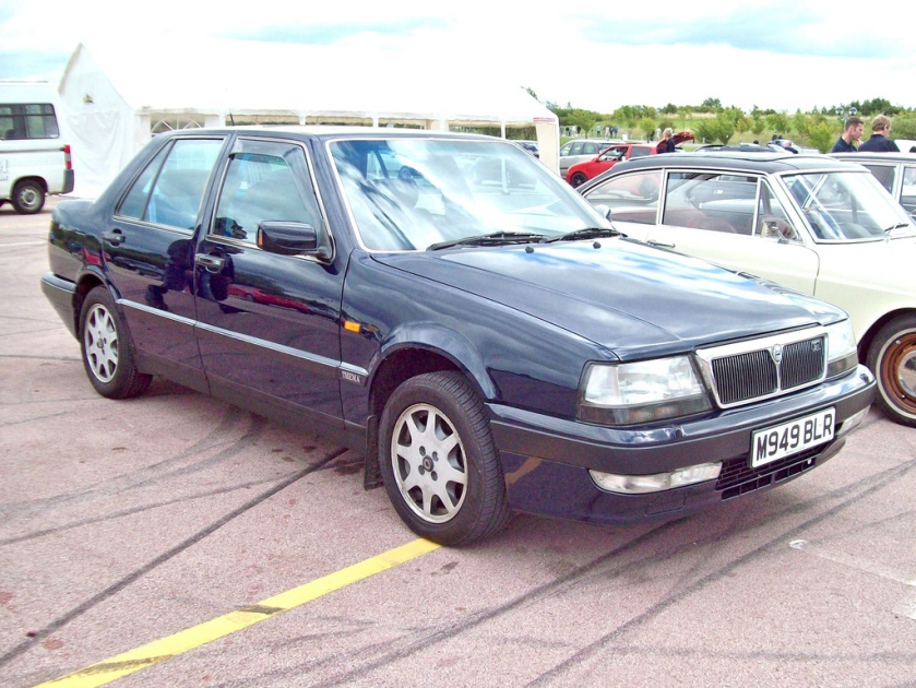 1984-94 Lancia Thema 16v Engine 1995cc S4 BLR
