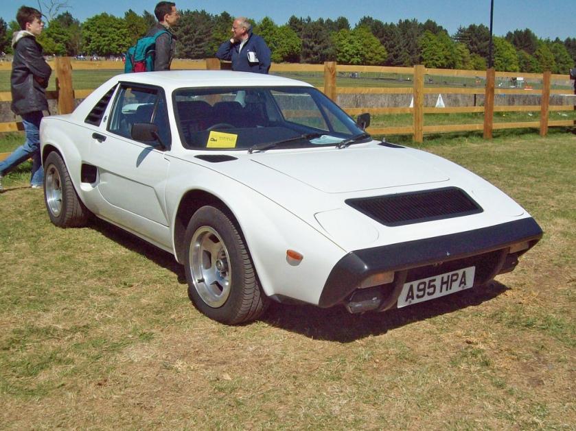 1984 AC 3000 ME Engine 2993cc V6