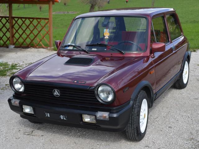 1984 Autobianchi A112 Abarth