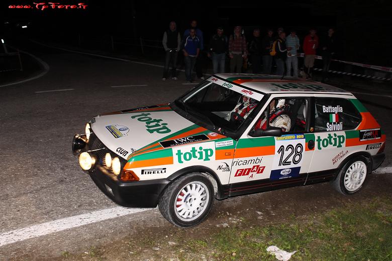 1984 Fiat Ritmo 130 Abarth