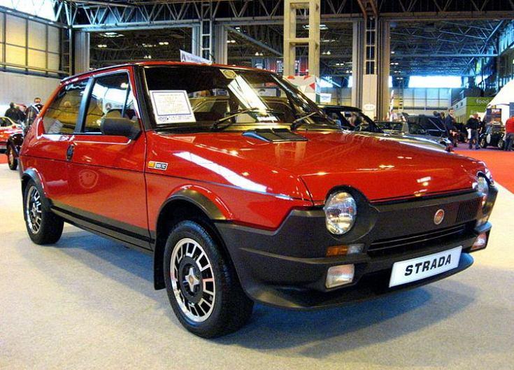 1984 Fiat Strada Abarth 130 TC