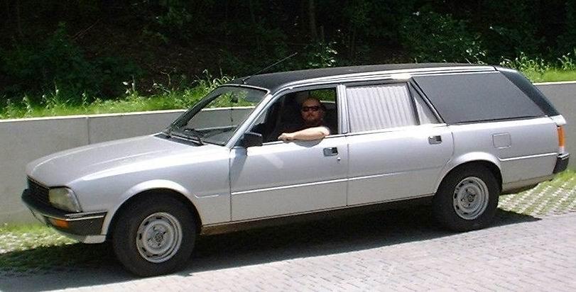 1984 Peugeot 505a