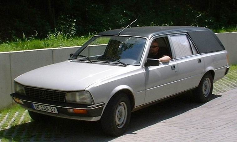 1984 Peugeot 5O5