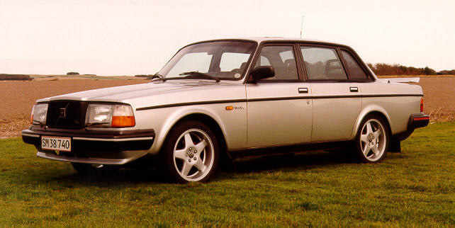 1984 Volvo 240 5