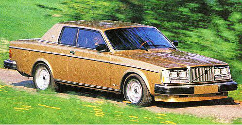 1984 Volvo 262 5