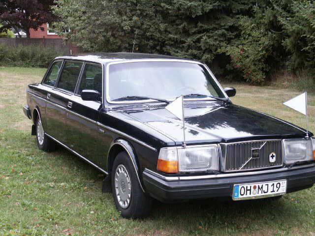 1984 Volvo 264 1