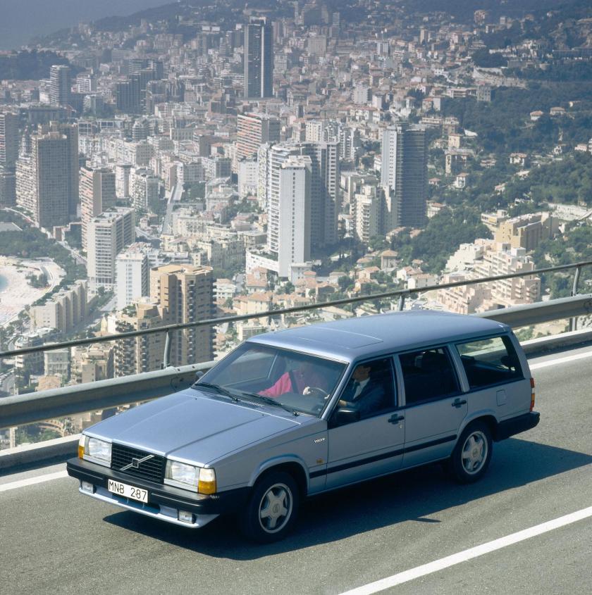 1984 Volvo 740 2