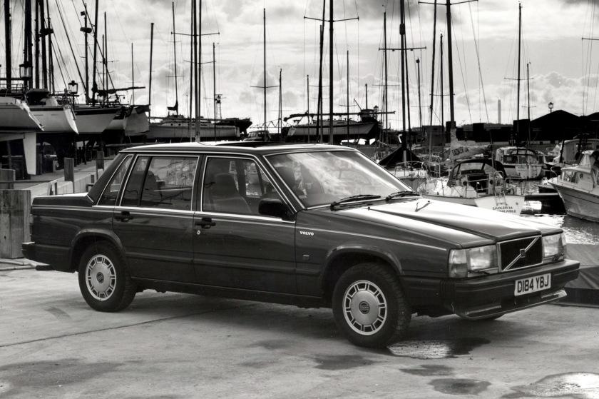 1984 Volvo 740 3