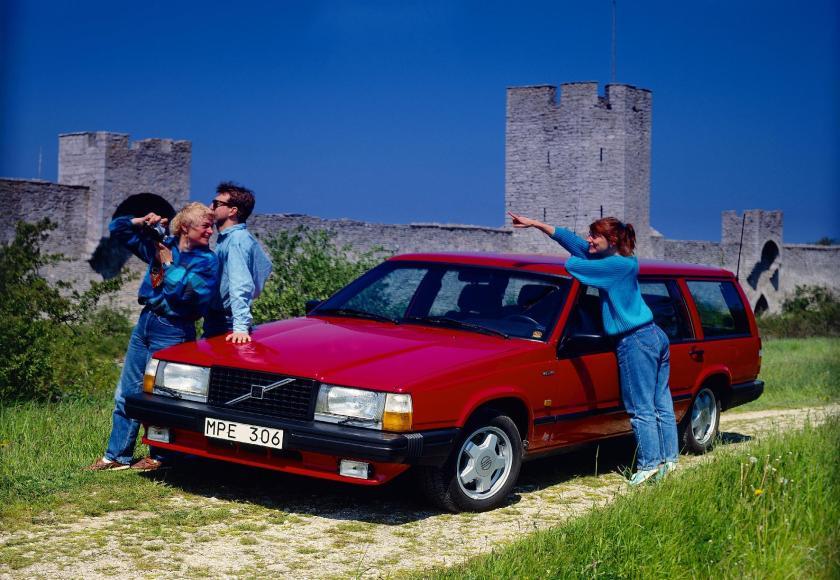 1984 Volvo 740 4