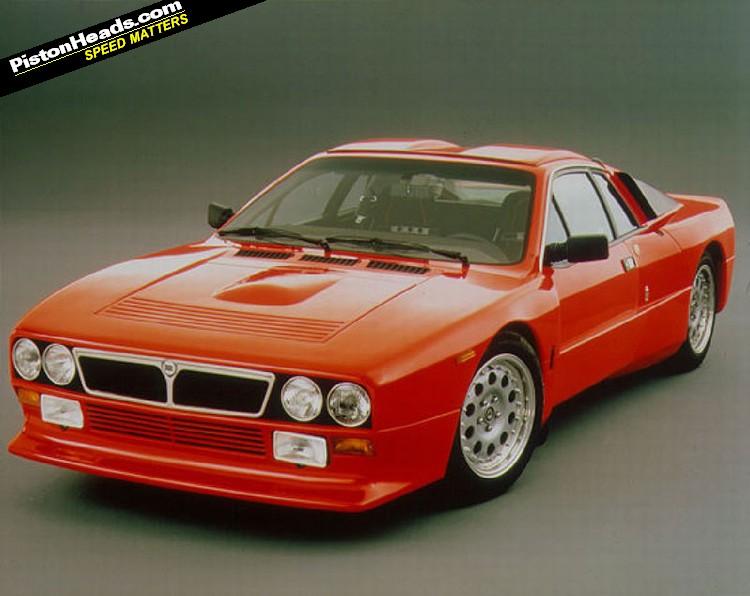 1985 Abarth Lancia