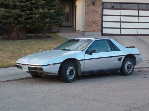 1985 Fiero Sport Coupe