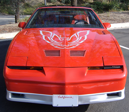 1985 Firebird Trans-Am