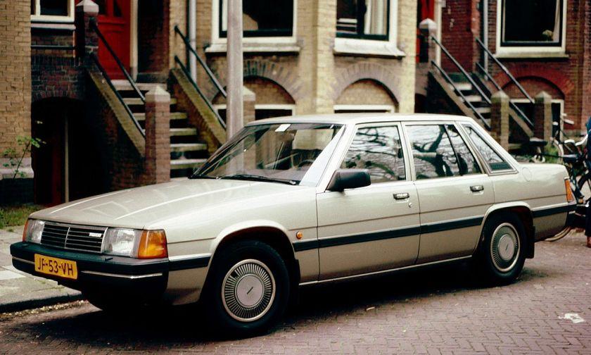1985 Mazda 929 from NL