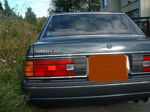 1985 Mazda Luce 2.0 Genteel-X.1