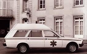 1985 Peugeot 505 Ambul