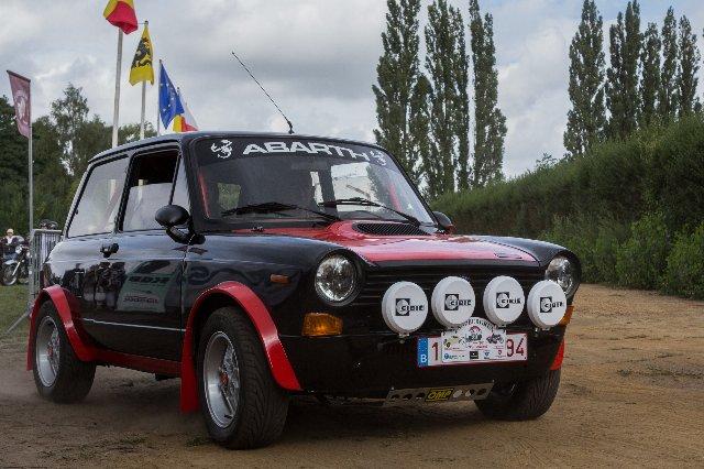 1986 Fiat Abarth