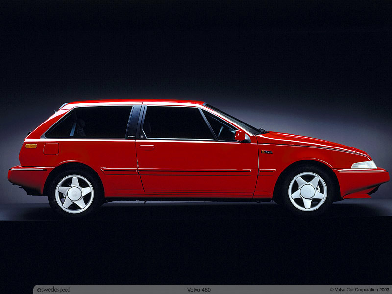 1986 Volvo 480 2