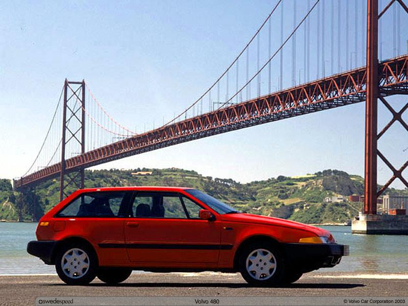 1986 Volvo 480 4