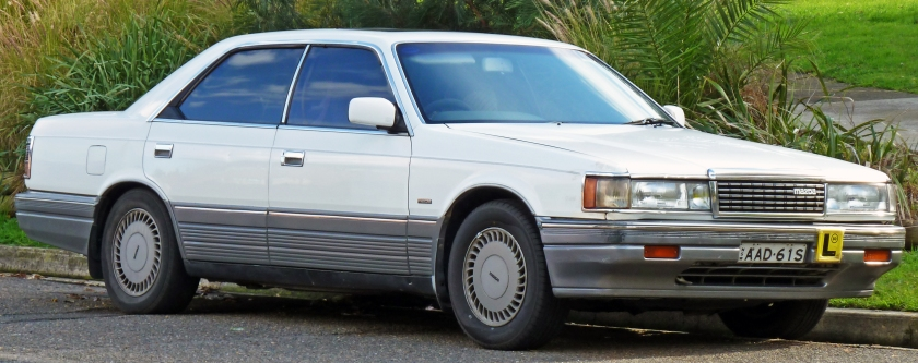 1987-89 Mazda 929(HC) hardtop