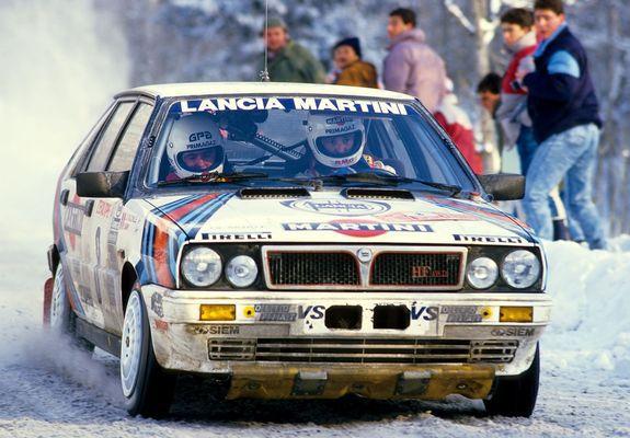 1987 abarth lancia-delta