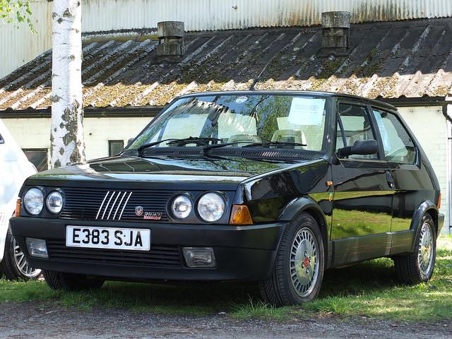 1987 Fiat Strada Abarth