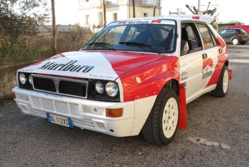 1987 Lancia Delta Integrale Abarth