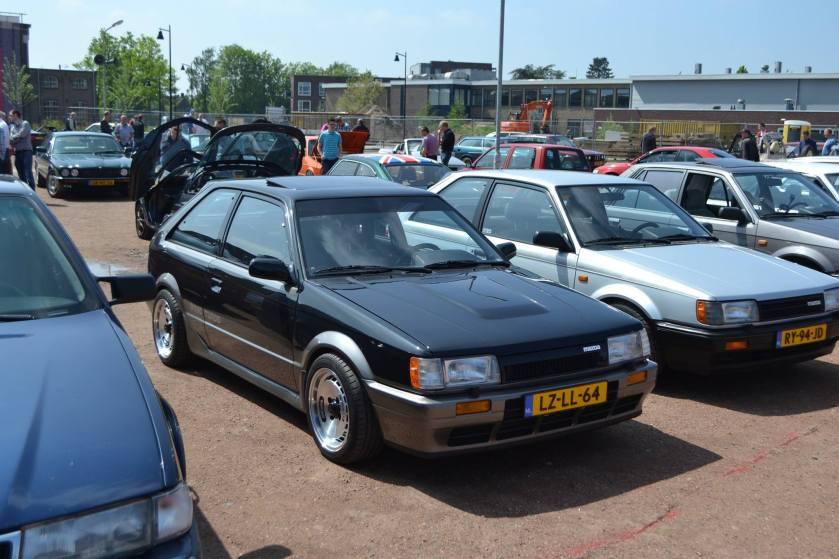 1987 Mazda 323 bf turbo