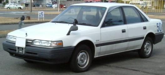 1987 Mazda Capella