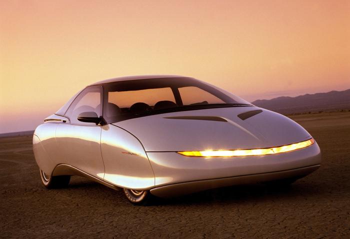 1987 Pontiac Pursuit Concept