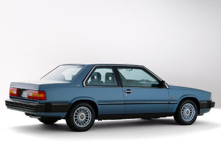 1987 Volvo 780 1