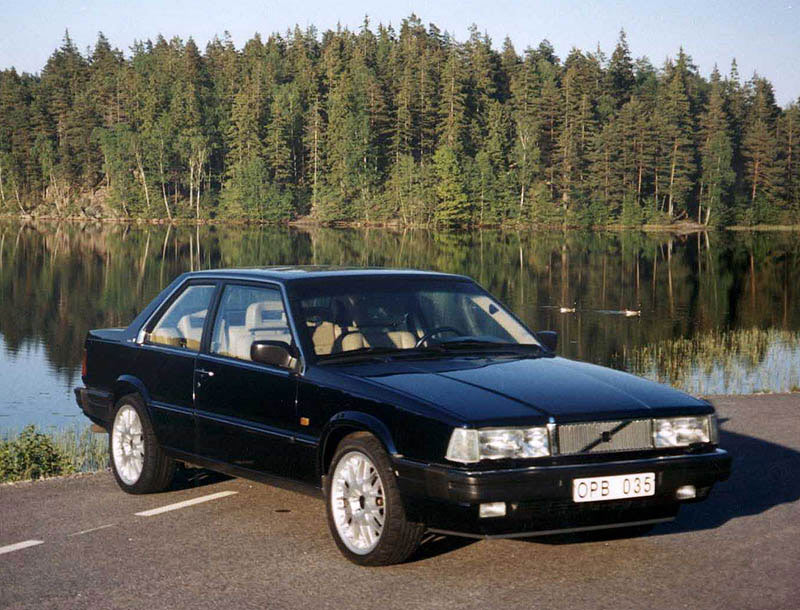 1987 Volvo 780 2