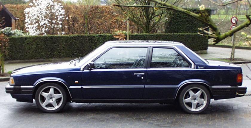 1987 Volvo 780 4