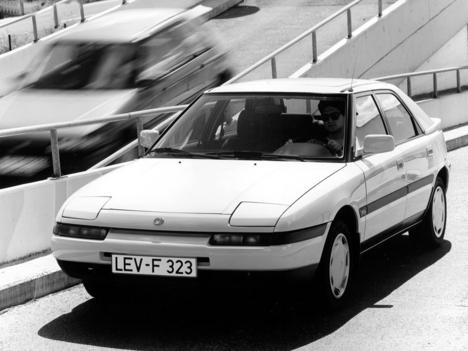 1989 mazda 323 hatchback