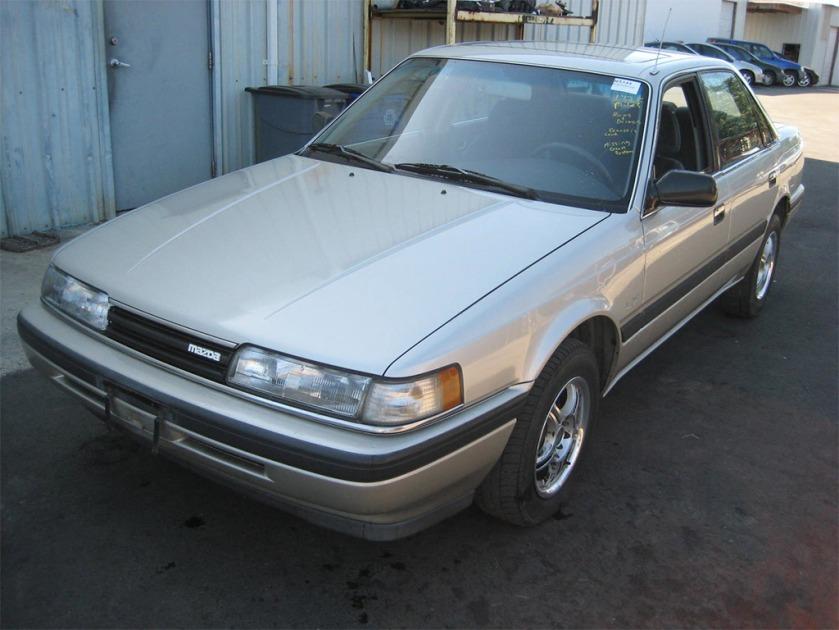 1989 Mazda 626 1989